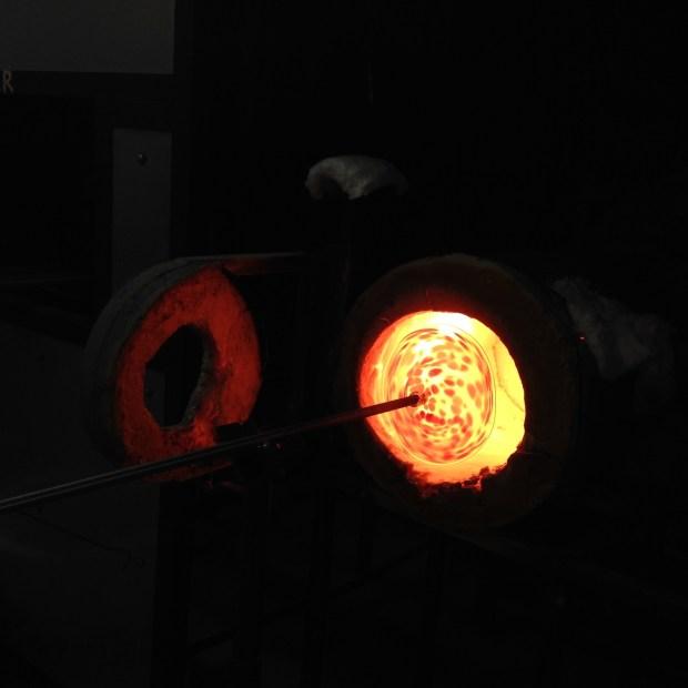 Blowing Hot Air & Sculpting Liquid Crystals