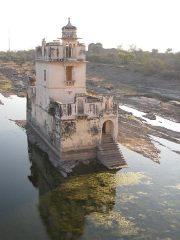 Rani Padmini's Castle