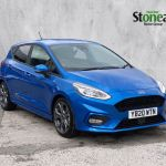 Used Ford Fiesta 1 0 Ecoboost Hybrid Mhev 125 St Line Edition 5dr Yb20wtn Stoneacre