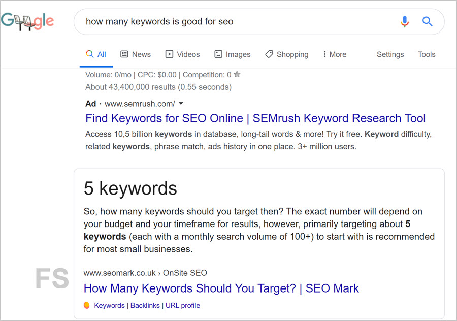 free keyword research tools for seo blog posts