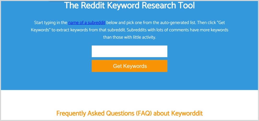 Hiighervisibility free keyword research tools for seo blog posts