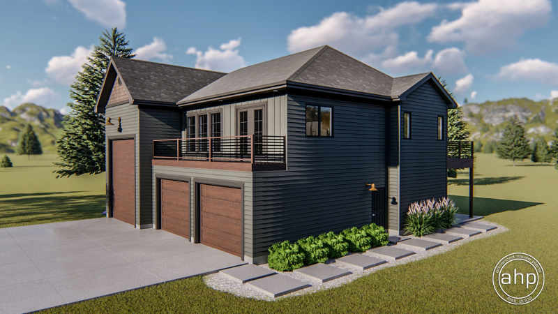 View Craftsman Style House Plans With 3 Car Garage Gif