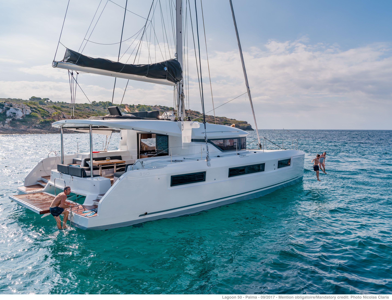 Lagoon Catamarans Verkauf Charter Und Konstruktion Von Katamaranen Und Luxusyachten 50