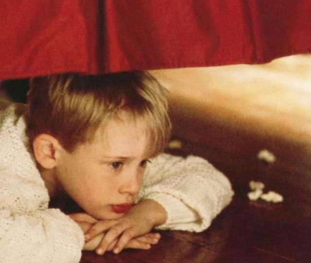A Still From Home Alone Photo Promotional Materials