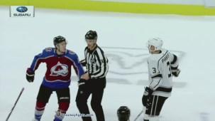 Matt Calvert vs. Dion Phaneuf