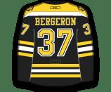 Patrice Bergeron's Jersey