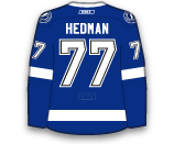 Victor Hedman's Jersey