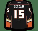 Ryan Getzlaf's Jersey