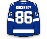 Nikita Kucherov's Jersey