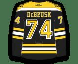 Jake DeBrusk