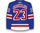 Connor Brickley's Jersey