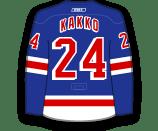 Kaapo Kakko's Jersey