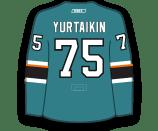 Danil Yurtaikin's Jersey
