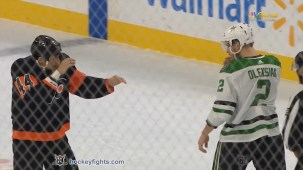 Chris Stewart vs. Jamie Oleksiak