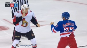 Anthony DeAngelo vs. J.C. Beaudin