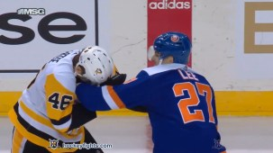 Anders Lee vs. Zach Aston-Reese