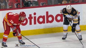Matthew Tkachuk vs. Jeremy Lauzon