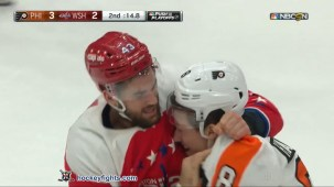 Tom Wilson vs. Robert Hagg