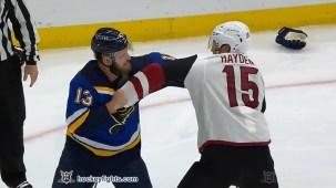 Kyle Clifford vs. John Hayden