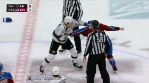 Daniel Renouf vs. Matt Luff