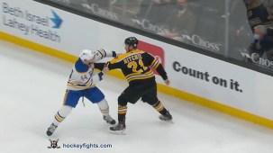 Nick Ritchie vs. Matt Irwin