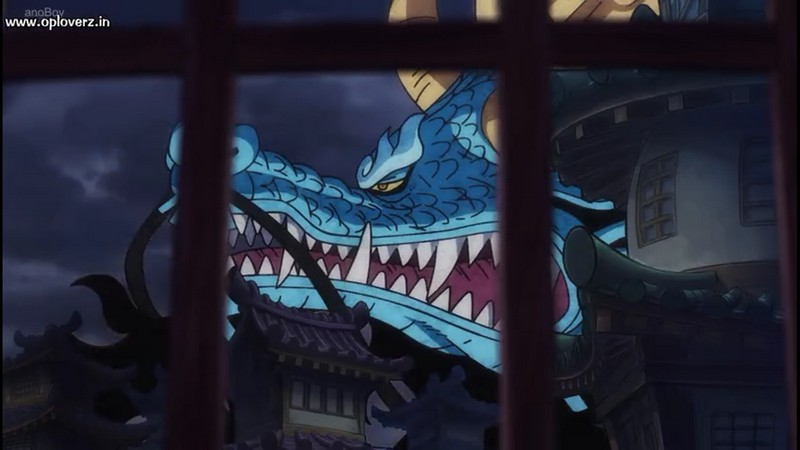 Kaido vs 4 monsters (luffy, zoro, sanji dan jinbe)!. Watch One Piece Episode 914 The Battle Of Luffy Vs Kaido Dunia Games