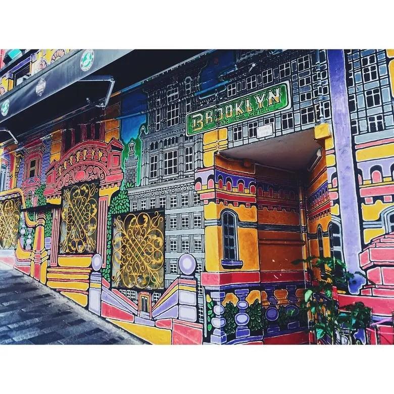 香港影相好去處!6大Pantone色系IG打卡景點 | ELLE HK