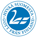 Hyvää Suomesta -merkki on suomalaisten pakattujen elintarvikkeiden alkuperämerkki. Se kertoo suomalaisesta raaka-aineesta ja työstä.