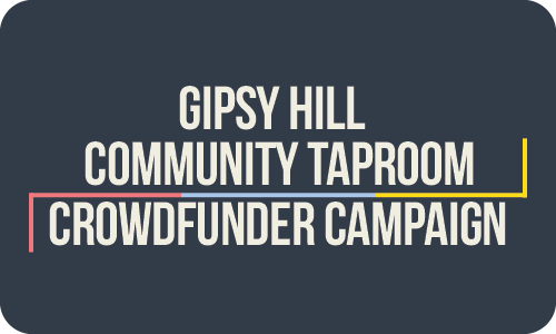 Taproom Crowdfunder image
