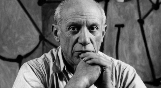 Pablo Picasso Paints Fakes? A Koan about Creativity.