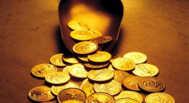 Trick Question: Can One Coin Make a Person Rich?