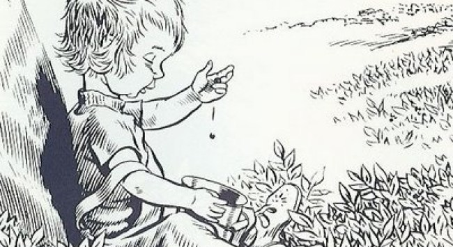 What's Your Favorite Line from a Children's Picture Book?