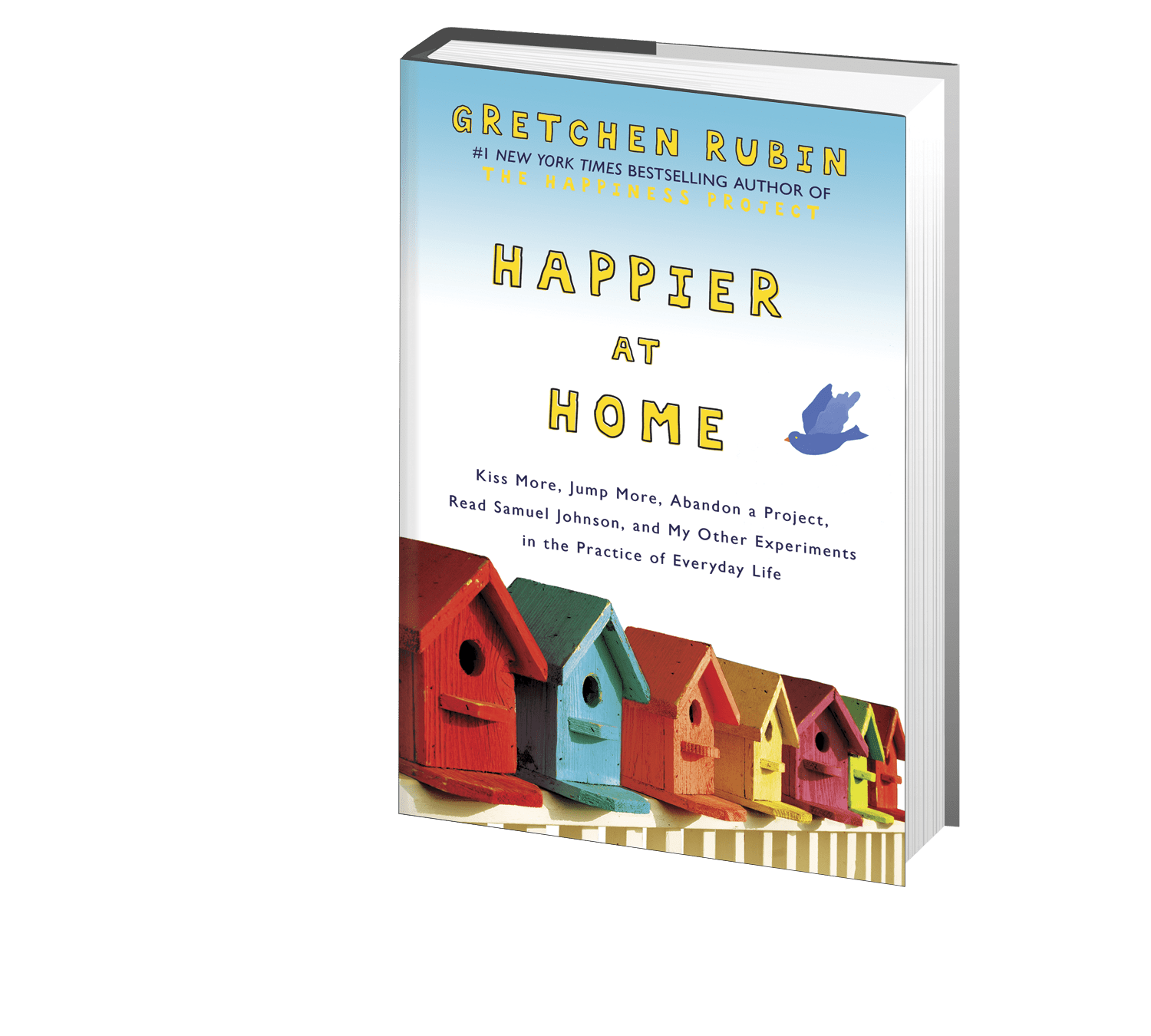 I'm So Happy! HAPPIER AT HOME Hit the New York Times Bestseller List! #2!