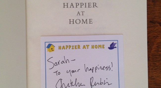 want a personalized signed bookplate for a holiday gift request soon