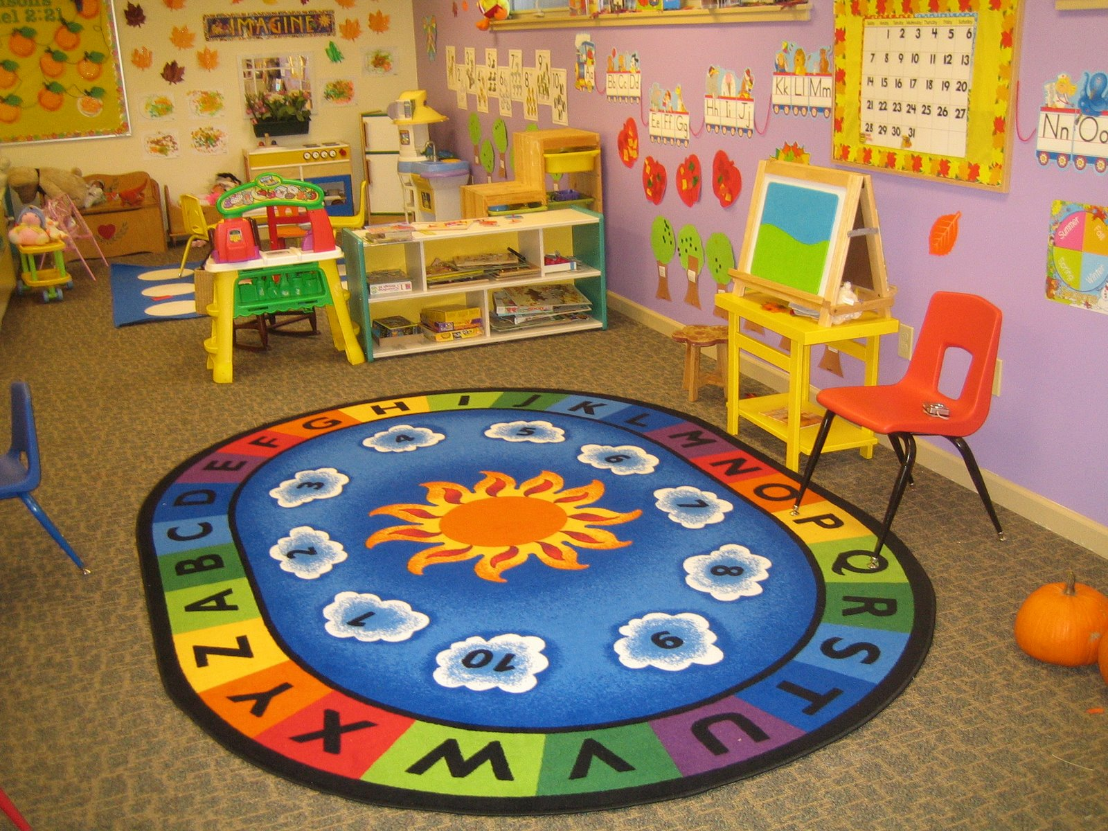 12 Tips for a Happier Home, Adapted from Nursery School.