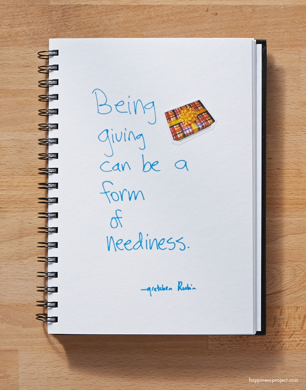 Neediness meaning