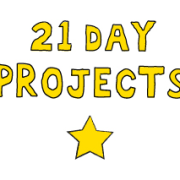 New! You Can Get All Five 21 Day Projects in One Bargain PDF.