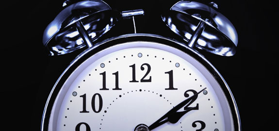 Habit Short-Cut! Use the Time Change to Help You Change Your Habits. Painlessly.