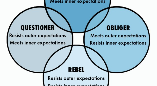 What Are Your Questions and Comments about Upholders, Questioners, Obligers, and Rebels?