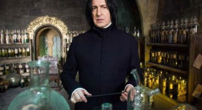 Have You Read Alan Rickman's Wonderful Thank-You Note to J. K. Rowling?