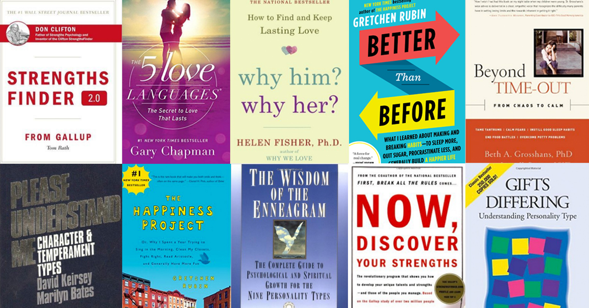 Do You Love Personality Quizzes? These 10 Books Will Help You Understand Yourself.
