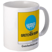 Happier with Gretchen Rubin Mug