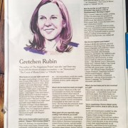 "So Fun! I Did the ""By the Book"" Interview for the New York Times Book Review."