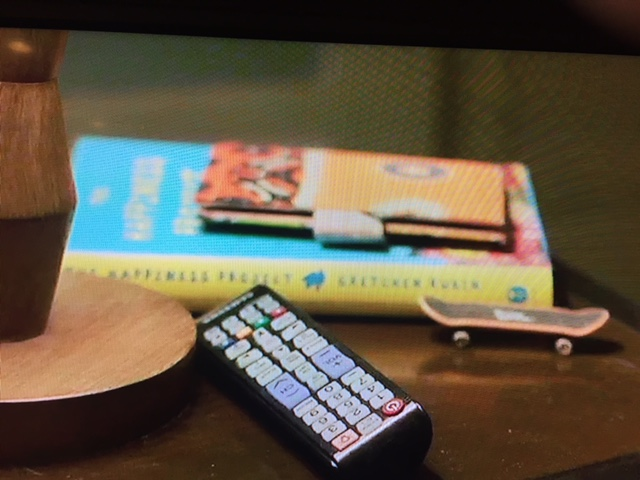 "Fun! My Book ""The Happiness Project"" Makes a Cameo in the HBO TV Show ""Big Little Lies."""