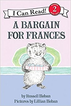 """A Happiness Lesson from the Classic Picture Book """"A Bargain for Frances."""""""