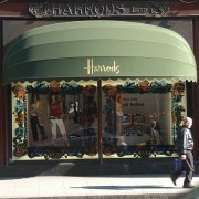 A Little Happier: I Love to See Virtue Rewarded. For Instance, in Harrods.