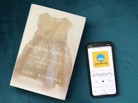 Podcast 207: Why You Should Go to the Doctor, the Challenge of Decluttering a Household—and Announcing the First Choice for the Happier Book Club.