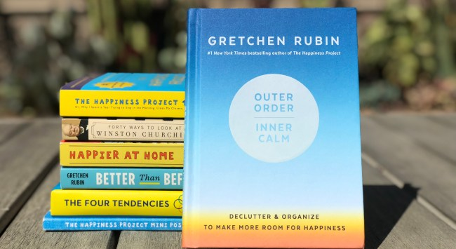 """A Writer's Milestone: My Book """"Outer Order, Inner Calm"""" Hits the Shelves Today!"""