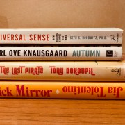 What I Read This Month: September 2019