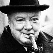 Coping with COVID-19: Taking Comfort and Resolve from the Words of Winston Churchill.